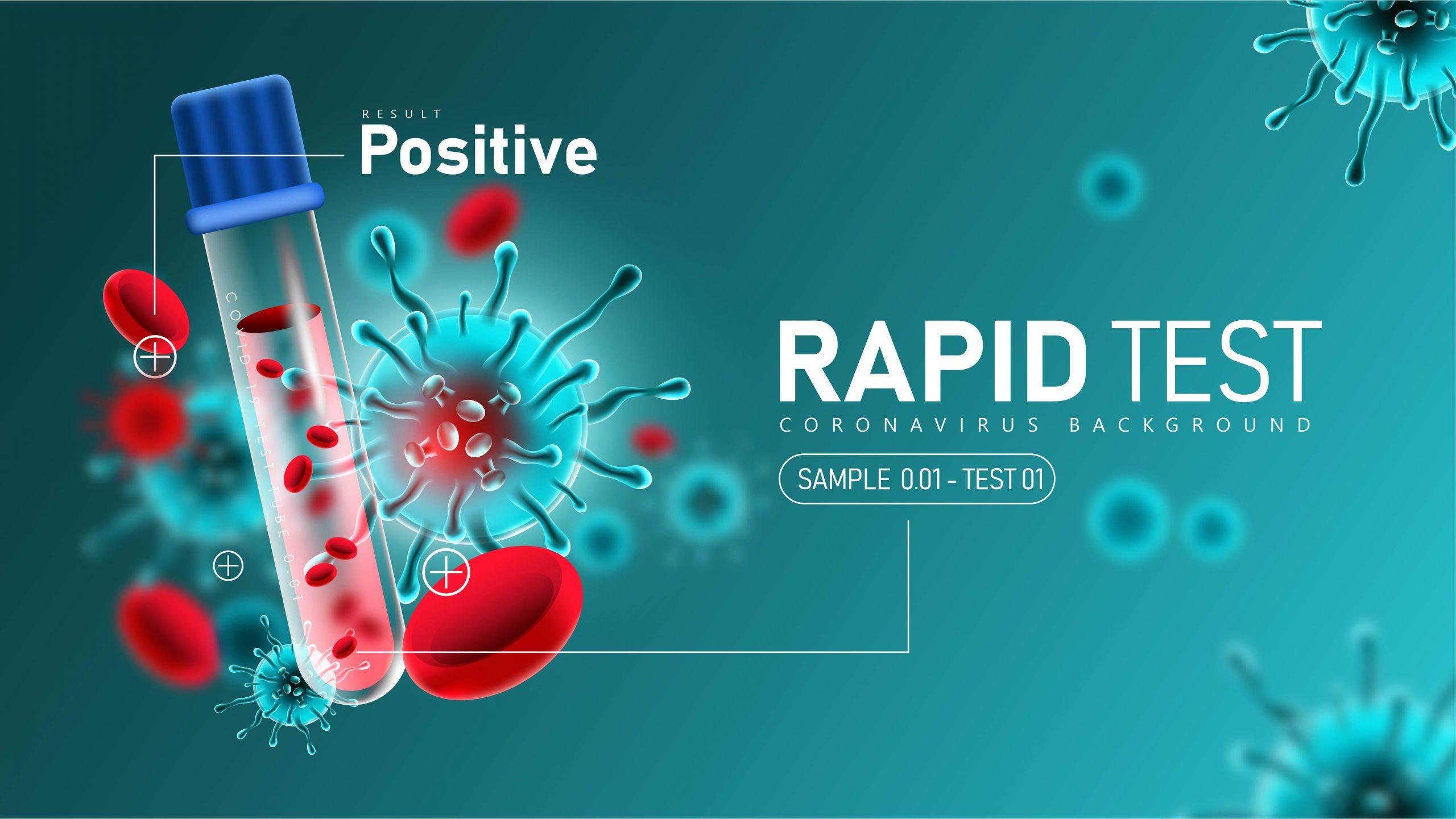 rapid covid test